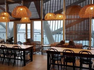 A.I. Advance Interior Sdn Bhd Tropical style airports