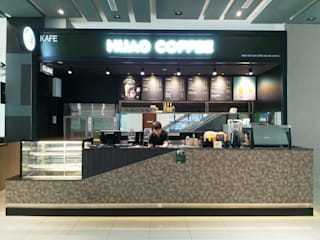 Hijao Coffee UCSI University Kiosk A.I. Advance Interior Sdn Bhd Schools