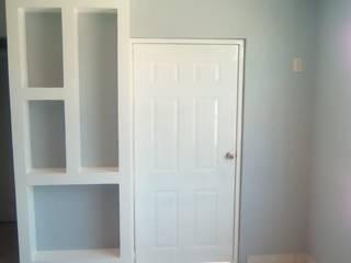 Remodelacion en Interiores y Exteriores Mendoza Wooden doors