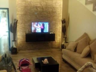 Remodelacion en Interiores y Exteriores Mendoza Modern living room