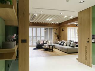House of white forest 根據 千綵胤空間設計 北歐風