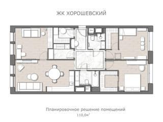 ЖК Хорошевский от Мария Ничипоренко Классический