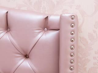 Monica Saravia Спальни для девочек Розовый
