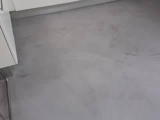 Rénovation sol, cloison, revêtements muraux Rueil Malmaison Rinnova Planchers Béton Gris