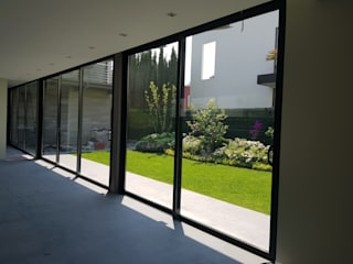 Merkalum Casas ecológicas Aluminio/Cinc Negro