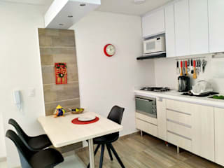 APARTAMENTO 701 EL CEDRAL de A Urbano Construcciones S.A.S Moderno