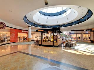 AVR Studio Arquitetura Pusat Perbelanjaan Modern