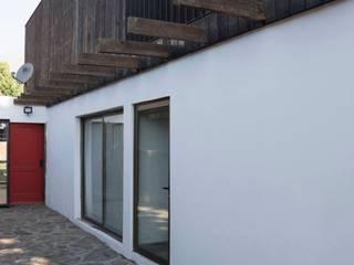 Ampliacion de vivienda en La Reina de AlCubo Arquitectos Minimalista