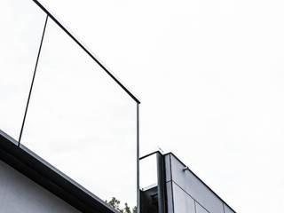 TRAMA ARQUITECTOS Kantor & Toko Modern