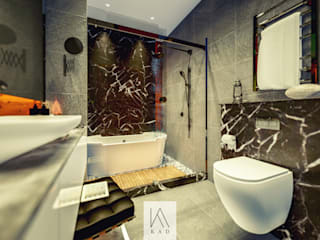 Villa - Mivida In New Cairo Modern Bathroom by KAD Modern