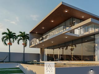 Villa - New Cairo by KAD Modern