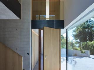Dietrich | Untertrifaller Architekten ZT GmbH Modern style doors