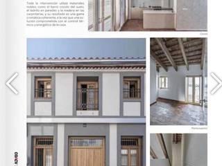 INVERSIONES EXPOSICIÓN SL Casas de estilo mediterráneo