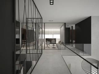 Destilaria Levira Espaços de trabalho ecléticos por Maria Vilhena Design Eclético