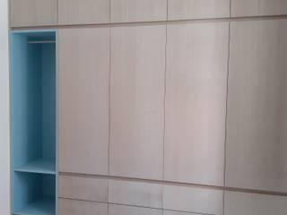 Carpintaria Senhora da Paz, Unipessoal Lda Camera da lettoArmadi & Cassettiere Compensato Effetto legno