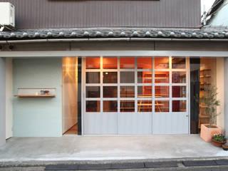 by 中西ひろむ建築設計事務所/Hiromu Nakanishi Architects Modern