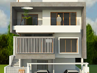 Floating House by Studio Diksuchi Architects