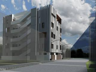 Studio Apartment at Bengaluru by Studio Diksuchi Architects