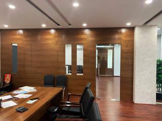 Office Interiors by Studio Diksuchi Architects