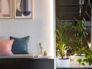 Egue y Seta Коридор, прихожая и лестница в модерн стиле