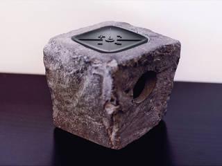 Cassa Sound Bluetooth di Aeterna Design Minimalista
