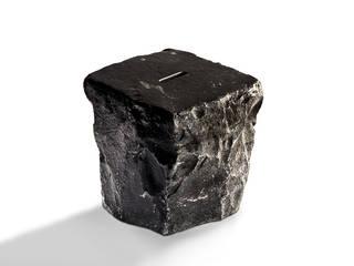 Unico the money box of Rome :  in stile industriale di Aeterna Design, Industrial