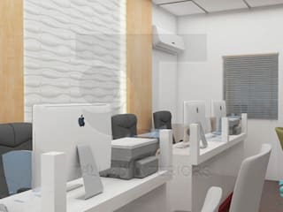 Office Interior Design by Tall 3D Interiors