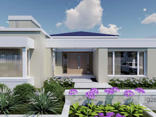 Casas clásicas de ARBOL Arquitectos Clásico