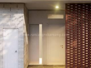 ERW House - Bapak Erwin Maryoto - Jakarta Oleh Rancang Reka Ruang Minimalis