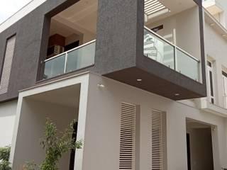 The Box House Design Shelve Bungalows Grey