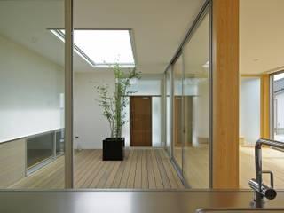 Balcon, Veranda & Terrasse scandinaves par 空間建築-傳 Scandinave