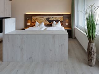 PROJECT FLOORS GmbH Small bedroom