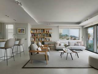Salas de estilo moderno de Rardo - Architects Moderno