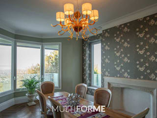 Salas de estar modernas por MULTIFORME® lighting Moderno