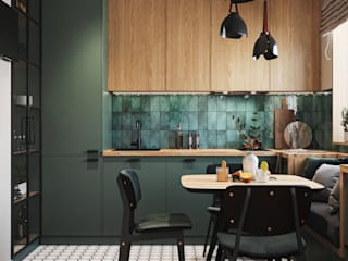 Modern kitchen by 3D GROUP Modern