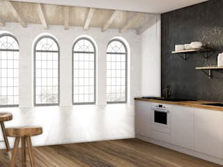 Creativespace Sartoria Murale Built-in kitchens