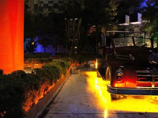 LightingWorks Taman Minimalis