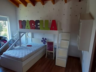 Carpinteria Alcocer Girls Bedroom