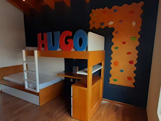 Carpinteria Alcocer Boys Bedroom