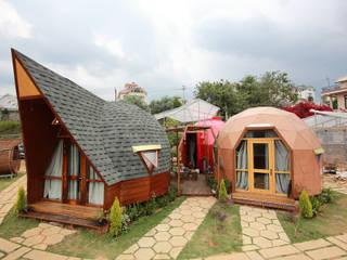 Dome House Bungalow DaLat bởi Công ty TNHH Ông Kien Mộc mạc