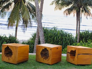 Camacã Design em Madeira Garden Furniture Solid Wood