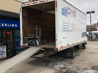 by Discount Moving and Storage
