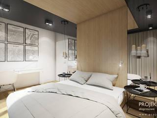Modern Bedroom by PROJEKT express Modern