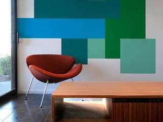 Ofis Boya Örnekleri Gökçe Yapı Çalışma OdasıAksesuarlar & Dekorasyon Plastik Rengarenk