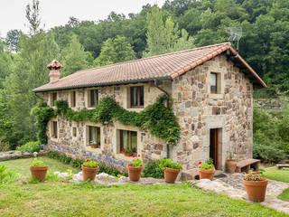 El Molino de Rucandio. Cantabria. Reportaje fotográfico casa rural Fotógrafo de interiores y arquitectura | Cantabria | Pedro Ferrer Casas rurales Piedra