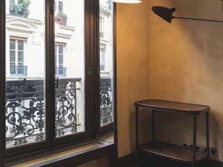 Paris III Salon colonial par VSD / VERONICA SOLARI DESIGN Colonial