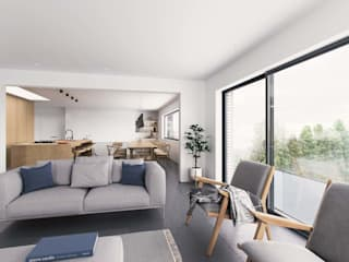 Five Elms by AR Design Studio Сучасний