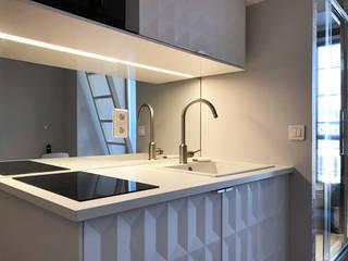 Paris VII Cuisine moderne par VSD / VERONICA SOLARI DESIGN Moderne
