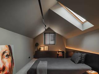 PAULO MARTINS ARQ&DESIGN Minimalistische Schlafzimmer