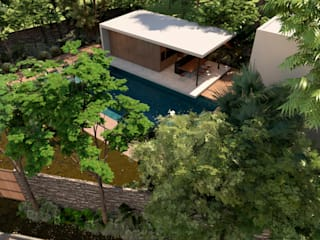 AVR Studio Arquitetura Rumah tinggal